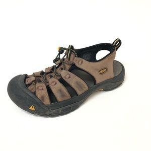 KEEN Newport Waterproof Leather Hiking Sandals